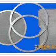 丝网过滤器材-不锈钢丝网滤片,滤筒
