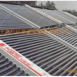 上海太阳雨太阳能热水工程价格