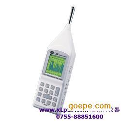 TES-1358八音度实时音频分析仪