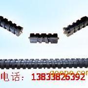 钢芯螺旋橡胶托辊,缓冲托辊,橡胶托辊