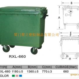福建塑料垃圾桶