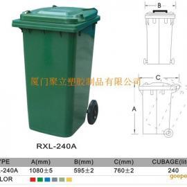 莆田塑料垃圾桶