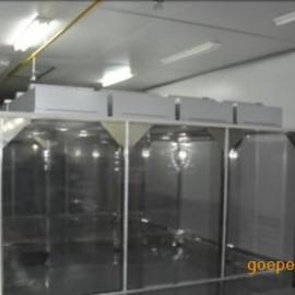 宏系FFU层流罩/抛弃式高效过滤器/万级风机过滤机组