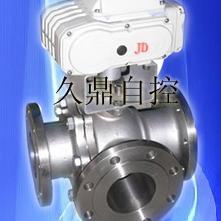 久鼎电动换向阀结构与特点 Q945F