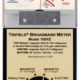 Trifield® BroadBand 100XE Meter电磁、微波辐射测量仪
