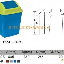 同安塑料垃圾桶