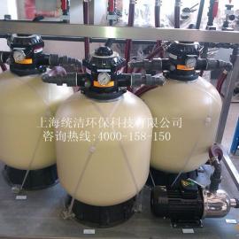 上海洗车循环水处理设备