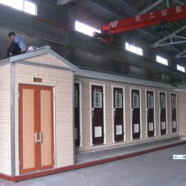 苏州移动厕所 苏州环保厕所厂家