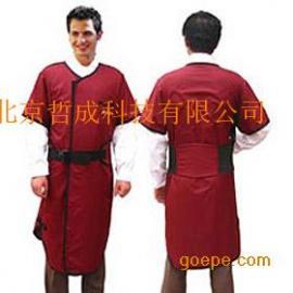 短袖双面连体射线防护服