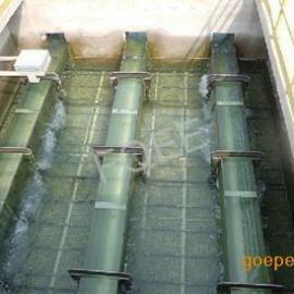 纤维滤池水处理