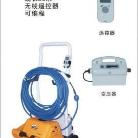 全自动泳池吸污机,海豚泳池清污机,海豚吸污器
