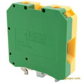 通用接地端子 JUSLKG 35 35mm2 接地端子