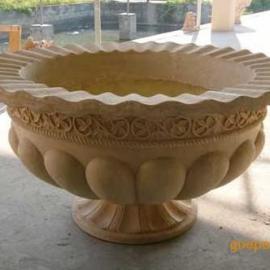 重庆花盆、重庆玻璃钢花盆、艺术花瓶厂