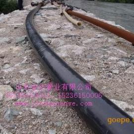 超高分子量聚乙烯矿浆管 矿浆管线 矿浆管道