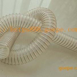 PU吸尘管,PU钢丝管,下料管
