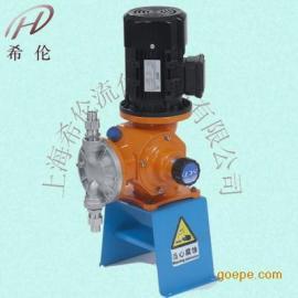 隔膜计量泵  GB隔膜计量泵