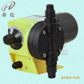 机械隔膜式计量泵304计量泵PVC耐腐蚀加药泵上海316计量加药泵