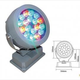 36W投光灯 RGB投光灯 DMX投光灯 深圳投光灯