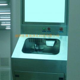 全自动洗手烘干机雄海净化公司专业制造
