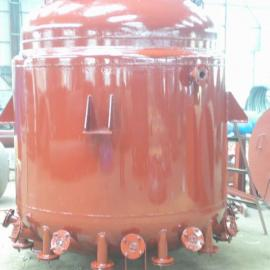 广东搪瓷反应釜、广东电加热搪瓷反应釜
