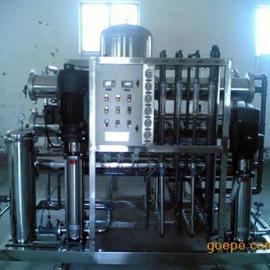 易操作循环净化水设备 浴池循环水设备 水处理设备