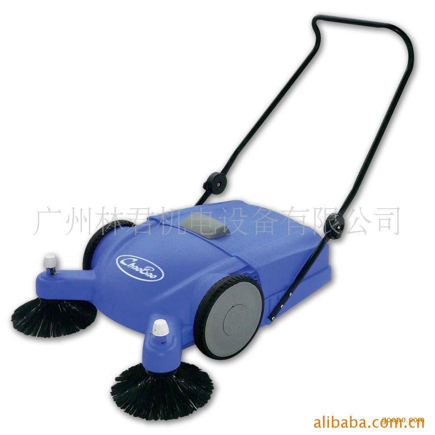 手推式清扫车,球场小型扫地机