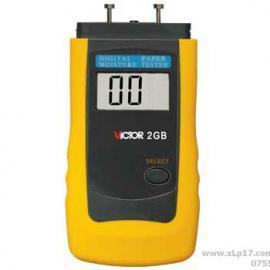 纸张水份测试仪VICTOR 2GB