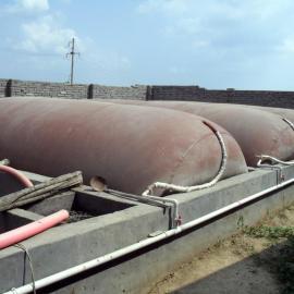浮罩式软体沼气池       沼气池浮罩      沼气设备