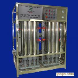 SX-2T小分子洗车水循环净化设备