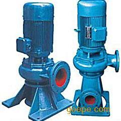 苏州LW立式管道排污泵