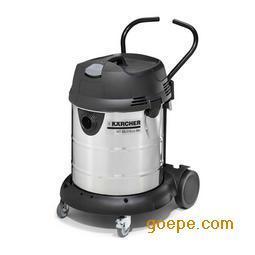 吸尘吸水机,65升抗腐蚀工业吸尘机
