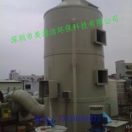建滔集团酸碱气体净化工程