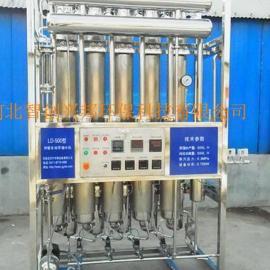 针剂用水蒸馏水机