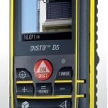 徕卡迪士通测距仪D5