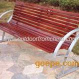 户外公园椅,广州公园椅,实木公园椅