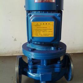 IHG80-160不锈钢管道泵离心泵