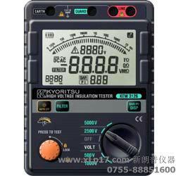共立高压绝缘电阻测试仪KEW 3126