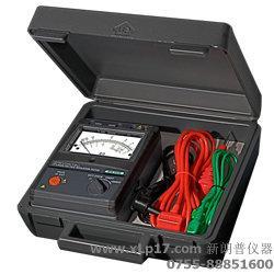 高压绝缘电阻测试仪KEW 3123A