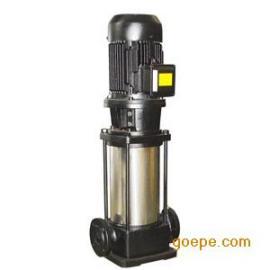 GDL立式不锈钢多级管道离心泵