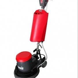 多功能单擦机 地板打蜡机克力威CD17B地毯清洗洗地机