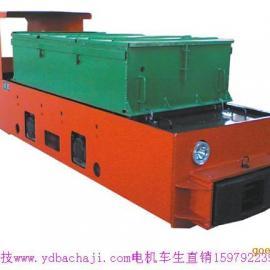 蓄电池电机车XK-8