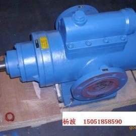 浮法玻璃厂2GRN保温双螺杆泵