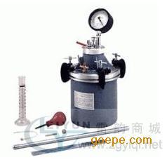 三洋式混凝土含气量仪,含气量仪,上海雷韵含气量仪