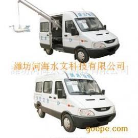 EXC100A型水文巡测车