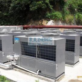五星级酒店美的空气能中央热水器