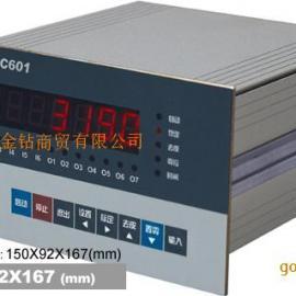 耀华C601控制仪表,动态秤量显示仪表