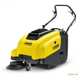 电瓶式扫吸结合清扫车,电动扫地机