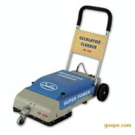 自动楼梯清扫机价格-全自动扶梯清扫车