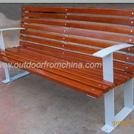 实木公园椅,樟木公园椅,防腐公园椅