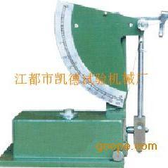 橡胶回弹性冲击试验机(橡胶检测设备)